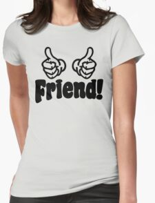 Inbetweeners Friend Womens Fitted T-Shirt