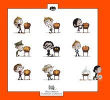 Little Halloween Pumpkin Contest Kids Clothes