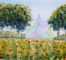 'Castles in the Air' : £65 by Patricia Welsh