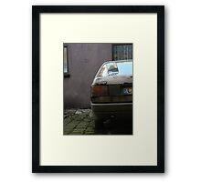 Forgotten Fiat Framed Print