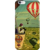 Ballooning on Sunday iPhone Case/Skin