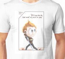 Coriolanus quote Unisex T-Shirt