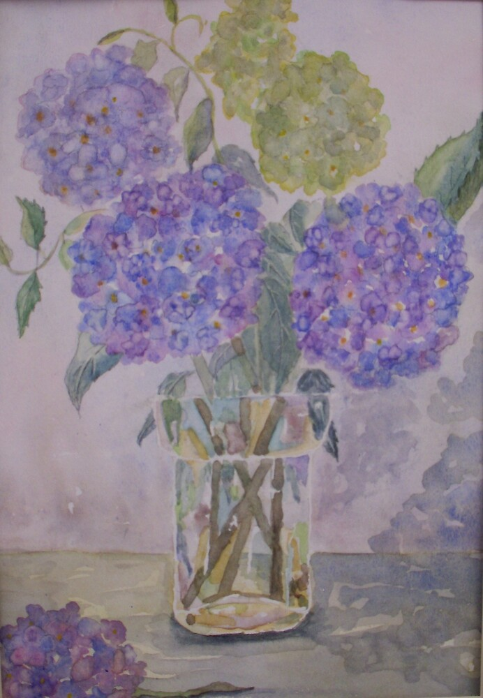 'Breath of Summer' : Price £50 by Patricia Welsh