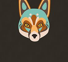 Spirit animal - Fox by phaona