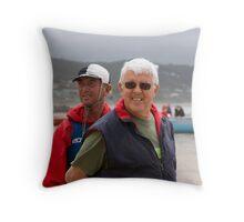 Lorne SLSC surf carnival Feb 2009 (45) Throw Pillow