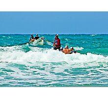 Lorne SLSC surf carnival Feb 2009 (46) Photographic Print