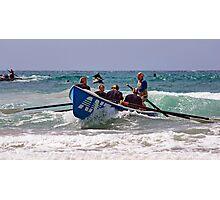 Lorne SLSC surf carnival Feb 2009 (47) Photographic Print