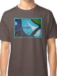 blue rising Classic T-Shirt