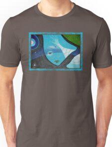blue rising Unisex T-Shirt