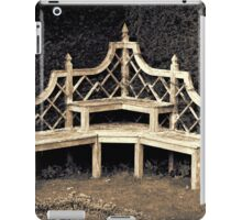 Corner Seat iPad Case/Skin