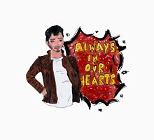 Zain, Always In Our Hearts Womens Fitted T-Shirt
