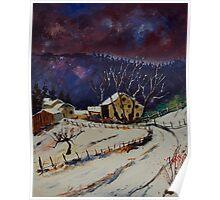 Snow in Sechery Redu Poster