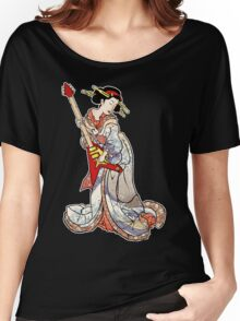 Geisha Rock Women's Relaxed Fit T-Shirt