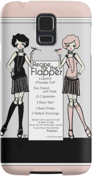 Gatsby Girl 1920s Recipe for Flapper  by CecelyBloom