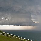 wall cloud by Andrew Murrell