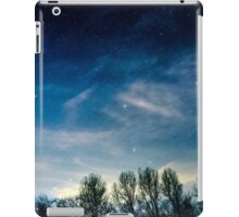 Night full of stars iPad Case/Skin