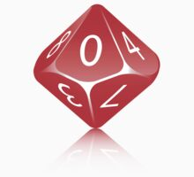 10-sided Die by gruml