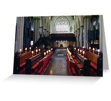 Leeds Parish Church Greeting Card