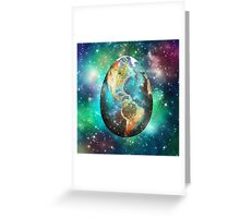 Somewhere in the Universe... Greeting Card