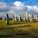 Standing Stones of Callanish by tinnieopener