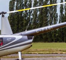 Robinson R44 Astro G-FABI Sticker