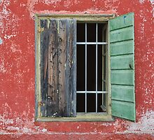 The Old Window by Yair Karelic