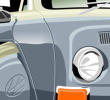 VW bay window T2 bus Sticker