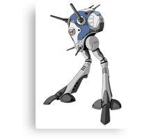 Macross/Robotech - Reguld Canvas Print