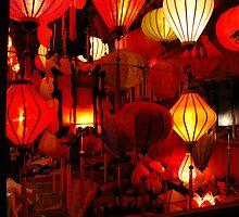 lanterns by Melissa Ferrer