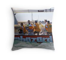 Haphazard Throw Pillow