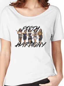Fifth Harmony! Women's Relaxed Fit T-Shirt