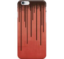 ◇ DROPS / coral iPhone Case/Skin