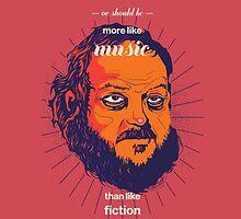Inspiring Filmmaker - Mr. Kubrick by filminx