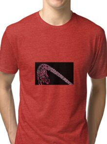 The Wembley Stadium Arch Tri-blend T-Shirt