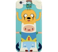 Adventure Totem iPhone Case/Skin