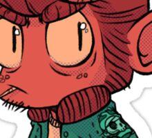 Danny the Demi Devil Sticker