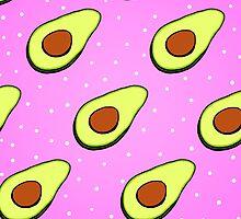 avocado love by RobinEisenberg