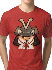 Shiba Inu Tri-blend T-Shirt