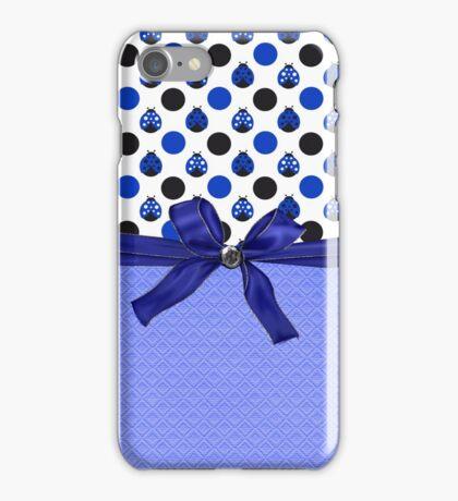 Trendy Ladybugs iPhone Case/Skin