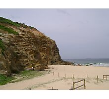 Redhead Beach Photographic Print