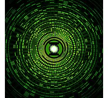 Power Of The Green Ring Photographic Print
