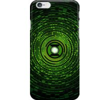 Power Of The Green Ring iPhone Case/Skin