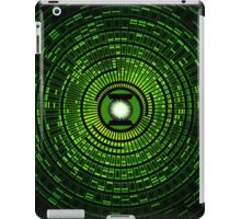 Power Of The Green Ring iPad Case/Skin
