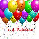 50 & Fabulous by purplesensation