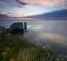 Sailing on the Dawn Tide by outwest photography.co.uk