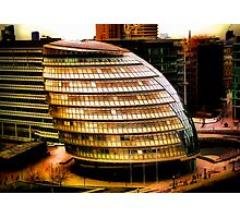 City Hall, London Photographic Print