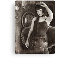 Vintage Steampunk Canvas Print