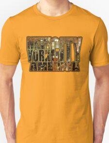 New York City America Unisex T-Shirt