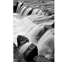Aysgarth , Lower Falls, North Yorkshire Photographic Print