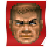Doom Guy Poster